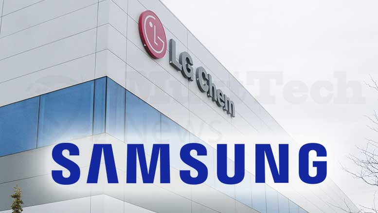 Samsung might go to LG Chem to get a battery supply