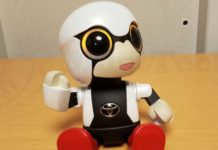 Toyota's Kirobo Will Chat With You While You Drive