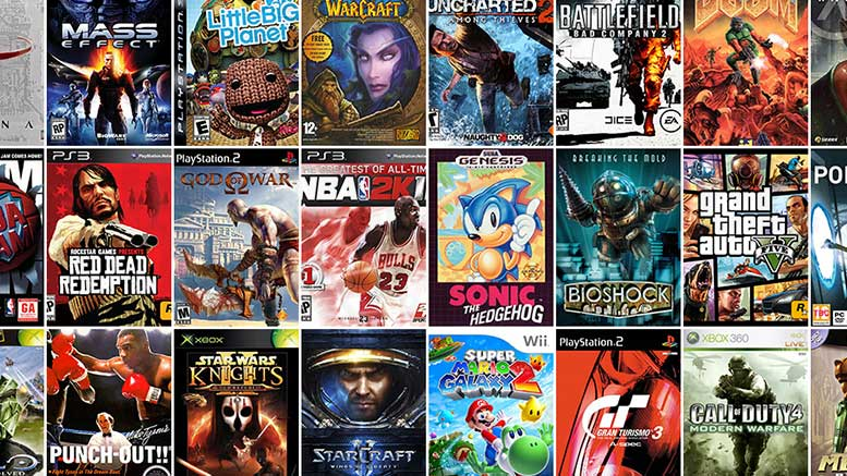 A Good Resource For Finding Unique Video Games