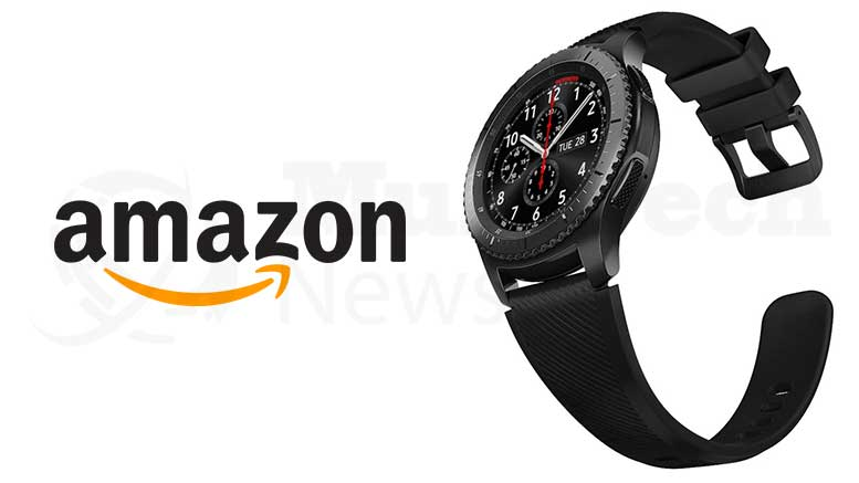 Samsung Gear S3 Up In Europe from Amazon For Pre-Order