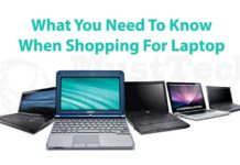 What You Need To Know When Shopping For Laptop