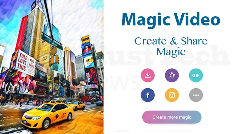 Magic Video App Launched By PicsArt