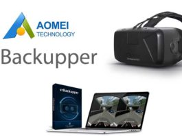 vrBackupper – The Best Way To Enjoy a Worry Free VR Experience
