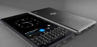 BlackBerry Mercury to be the seal of BlackBerry phones