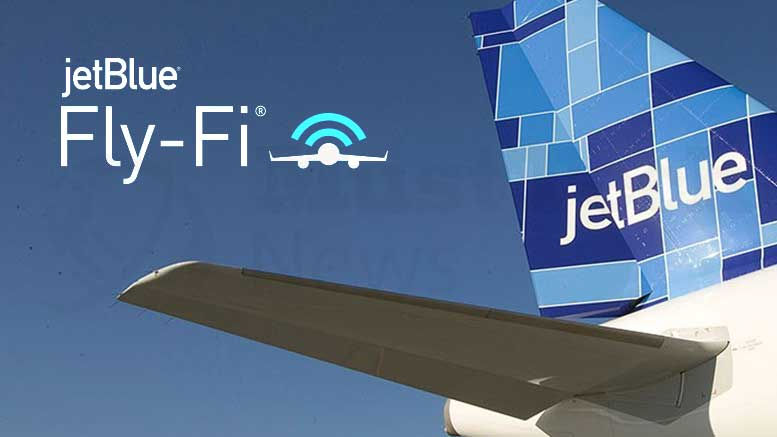 Fly-Fi: JetBlue giving Free Wi-fi to all its customers!
