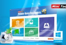 MiniTool Power Data Recovery 7.0 - Restore Lost Data With Much Ease