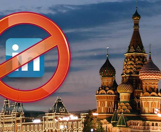 Russia wants Apple and Google to remove LinkedIn from Local App Stores