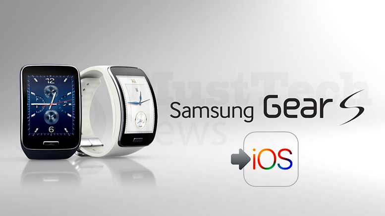 Samsung Gear to Get an iPhone App