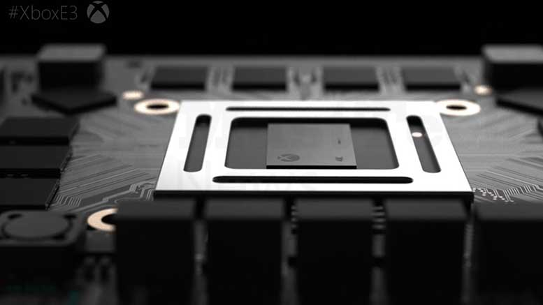 A Quick Review On XBox One - Project Scorpio
