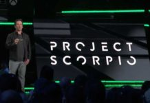 Xbox Project Scorpio Details got leaked