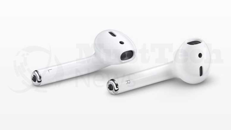 AirPods just got an update from Apple