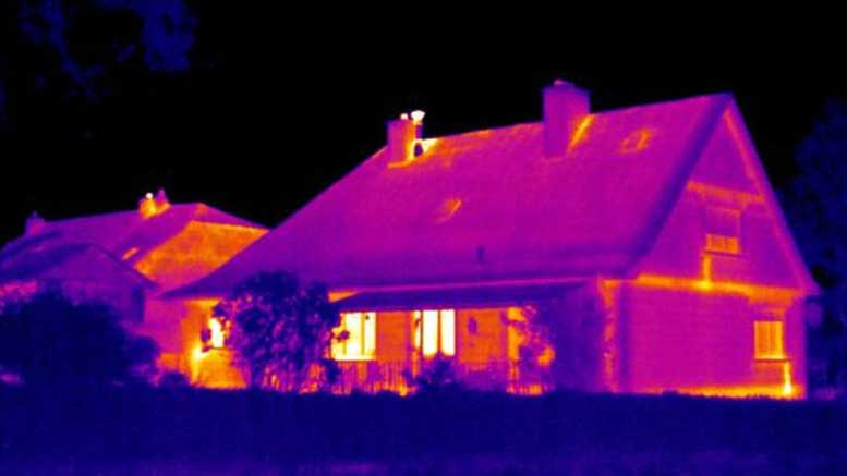 Flintshire thermal camera technology for firefighters