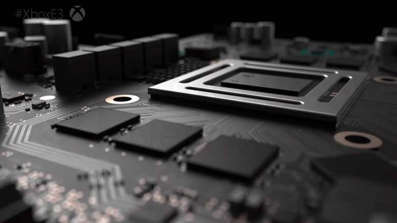 What is the hype about Xbox One - Project Scorpio?