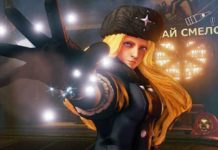Kolin - The New Character of Street Fighter V