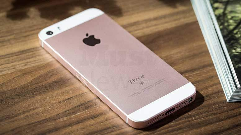 Apple to Double the Onboard Storage for iPhone SE
