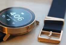 Possibly the Best Android Fitness Watch: Misfit Vapor