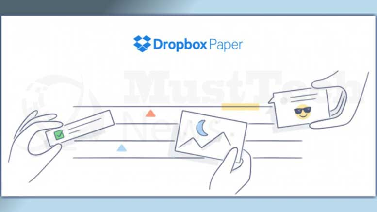Dropbox aiming for more with Paper Service