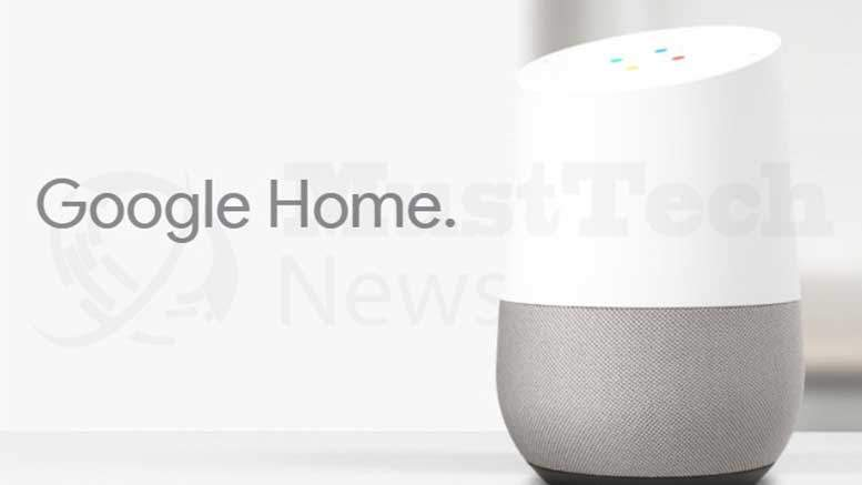 Google Home plays Adverts without Warning
