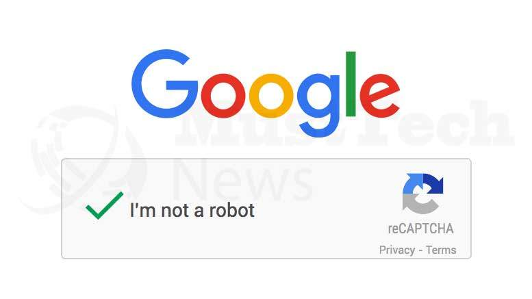 No more Blurry Images to Prove you're a Human - Google introduces invisible reCAPTCHA