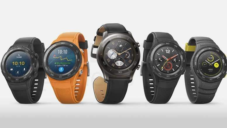 Huawei Watch 2 - know the features