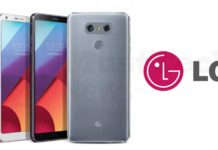 LG G6 phone is made for split-screen use