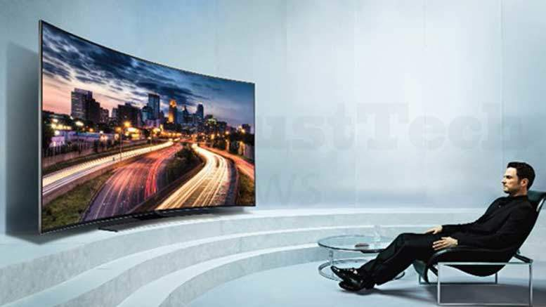 Samsung Releasing 22 Curved Television Sets this Year