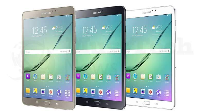 Samsung Galaxy Tab S3 launch
