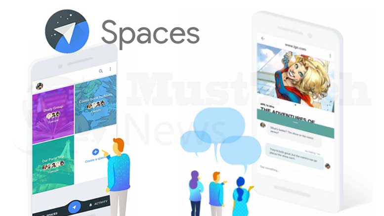 Spaces - The Group Messaging is closing down