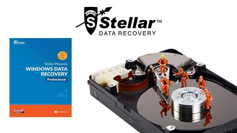 Stellar Phoenix Window Data Recovery - Professional Review