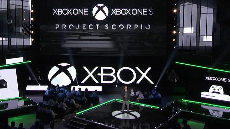The Teasing Xbox Project Scorpio