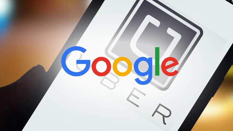 Uber Sued by Google this February 2017