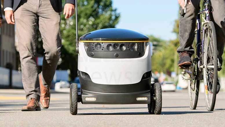 Virginia Passes A Law to Allow Delivery Robots on the Streets
