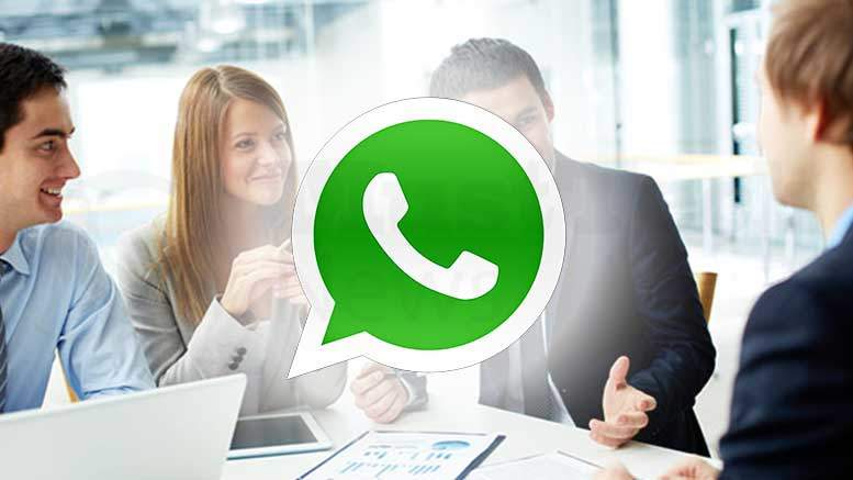 WhatsApp Wants to Add Business Chat Features