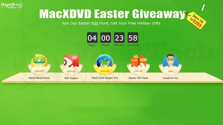 Make the Best of this Easter As Digiarty Gives Out Exciting Gift Hampers