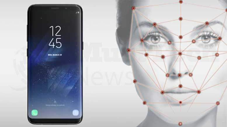 Samsung Galaxy S8 Facial Recognition Feature is not a secure option