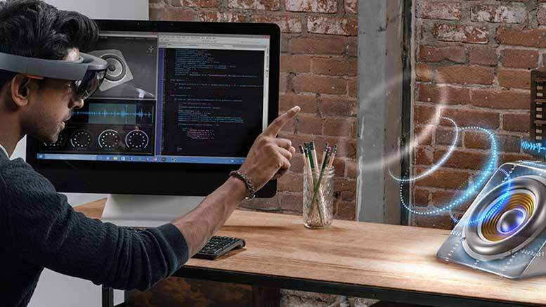 The Microsoft HoloLens is One Year Old