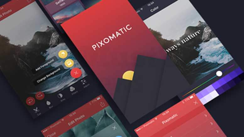 Pixomatic 3.0 for iOS – Let Your Pictures Do the Talking