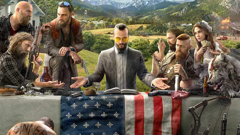 A Brief On The Recently Revealed Far Cry 5 Artwork