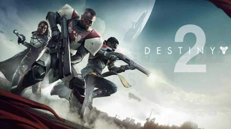 Destiny 2 Gameplay Reveal: Streaming Live