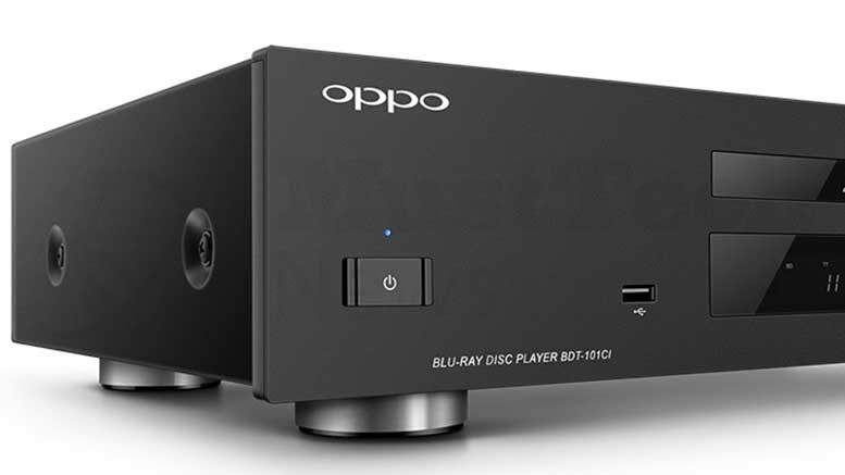 Oppo's new 4K Blu-ray Player