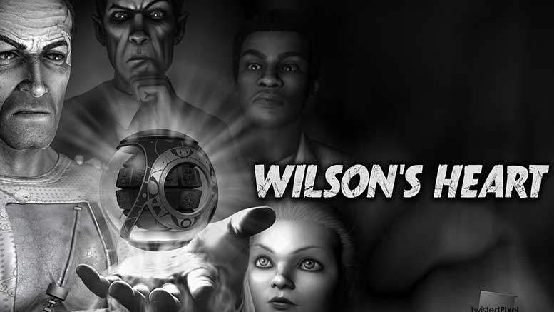 Wilson's Heart, A Horror Game