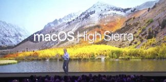 Some Features of macOS High Sierra