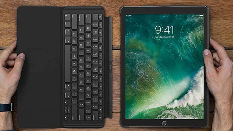 Logitech Launches Slim Combo iPad Pro Case With Detachable Keyboard