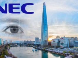 NEC Provides Facial Recognition at the Seoul Sky Observatory in Lotte World Tower