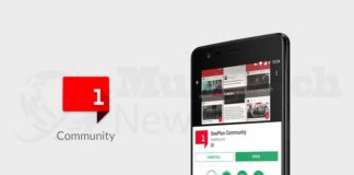 OnePlus Brings A Redesigned Icon For Its Community App