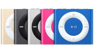 Apple Officially Discontinues iPod Shuffle and iPod Nano
