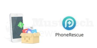 PhoneRescue - Restoring Lost Data Is Easier Now