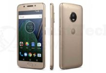 Leaked Pictures of Moto G5S Plus with a Dual Camera Setup