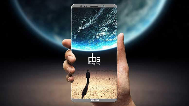 Samsung Makes It Official, The Galaxy Note 8 Is Indeed Gigantic