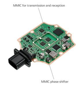 Submillimeter-wave Radar Sensor